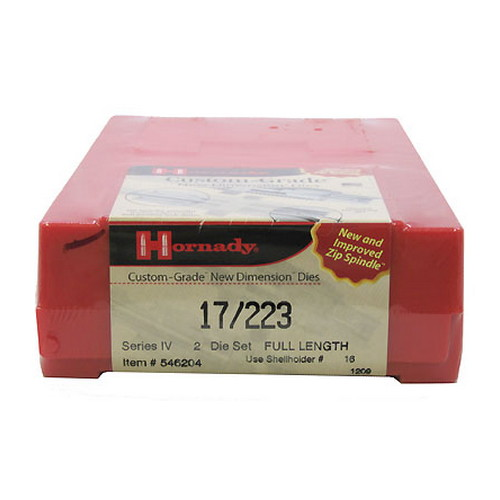 Hornady Series IV Specialty Die Set 17/223 (.172