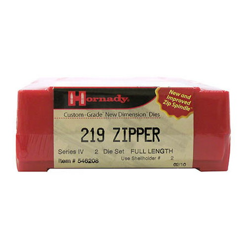 Hornady Hornady Series IV Specialty Die Set 219 Zipper (.224