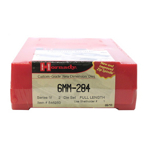 Hornady Hornady Series IV Specialty Die Set 6MM/284 (.243) 546250