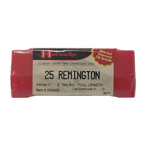 Hornady Hornady Series IV Specialty Die Set 25 Remington (.257