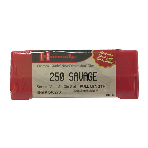 Hornady Hornady Series IV Specialty Die Set 250 Savage (.257