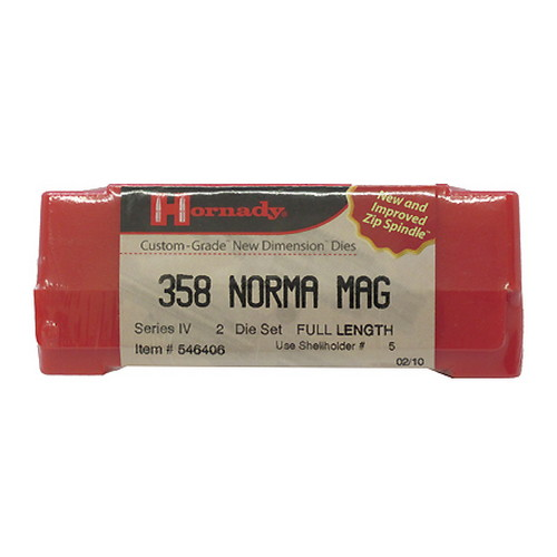Hornady Hornady Series IV Specialty Die Set 358 Norma Magnum (.358