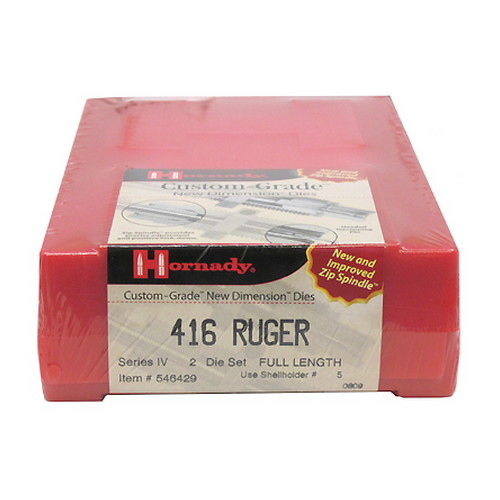 Hornady Hornady Series IV Specialty Die Set 416 RUGER 546429