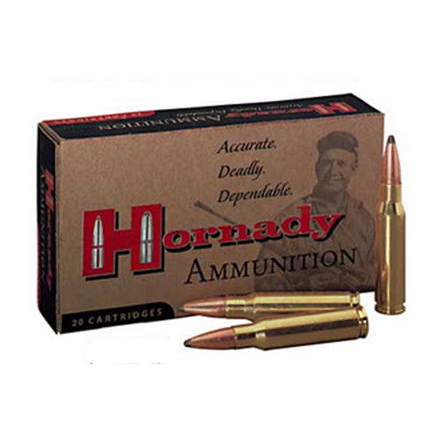 Hornady Hornady 7mm Remington Magnum by 154 Gr SST (Per 20) 8062