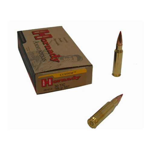 Hornady Hornady 30 Thompson Center Ammunition by 165 Gr SST (Per 20) 81014