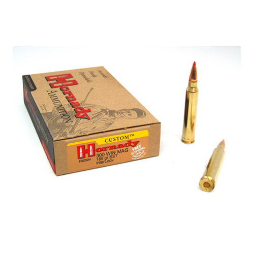 Hornady Hornady 300 Winchester Magnum by 300 Win Mag, 165 Gr, SST, (Per 20) 82024