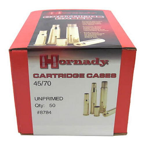 Hornady Hornady Unprimed Brass by 45/70 Government/50 8784