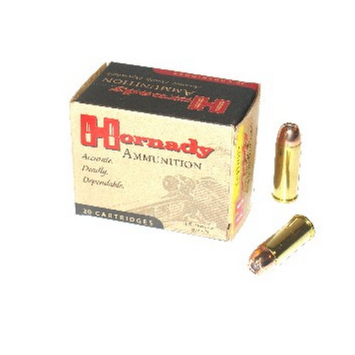 Hornady Hornady 480 Ruger by 480 Ruger, 325 Grain, XTP MAG, (Per 20) 9138