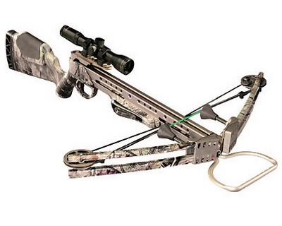 Horton Team Realtree TRT 175 with Red-Dot Sight