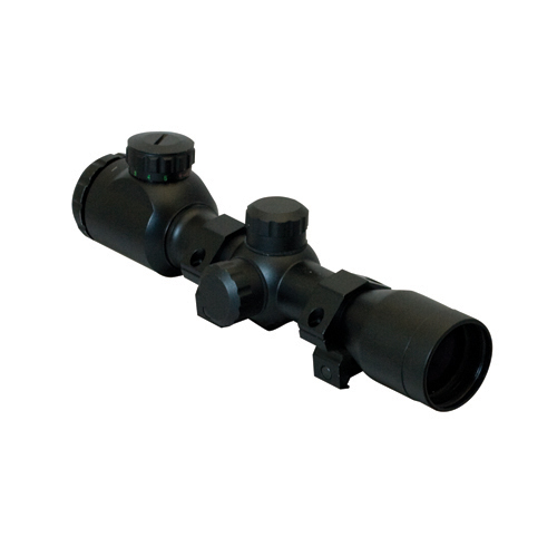 Horton Horton Hawke 4x32 Scope Lighted, Matte Black SS310