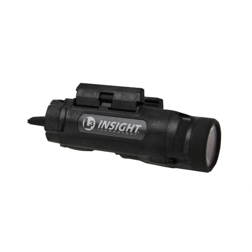 Insight Technology Insight Technology Weapon Light One, Quick Release Mount, AA Pistol Kit WL1-000-A3