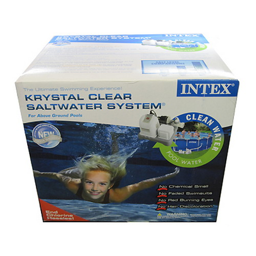 Intex Krystal Clear Saltwater System
