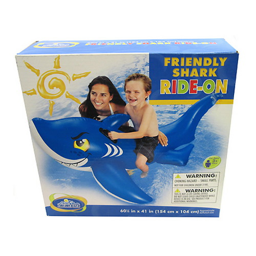 Intex Intex Friendly Shark Ride-on 56567EP