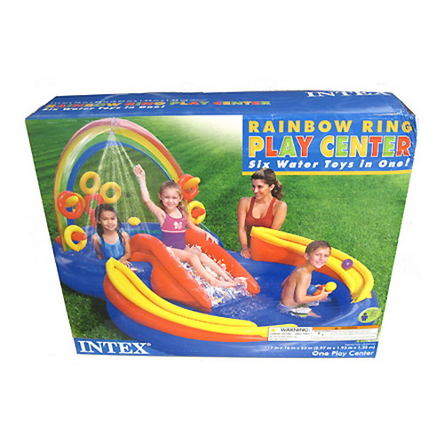 Intex Intex Rainbow Ring Play Center 57453EP