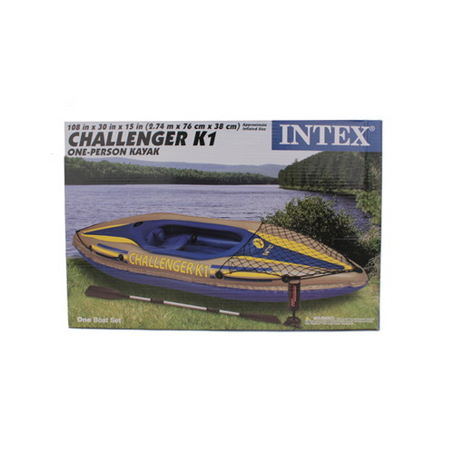 Intex Intex Challenger Kayak Kit K1 68305EP