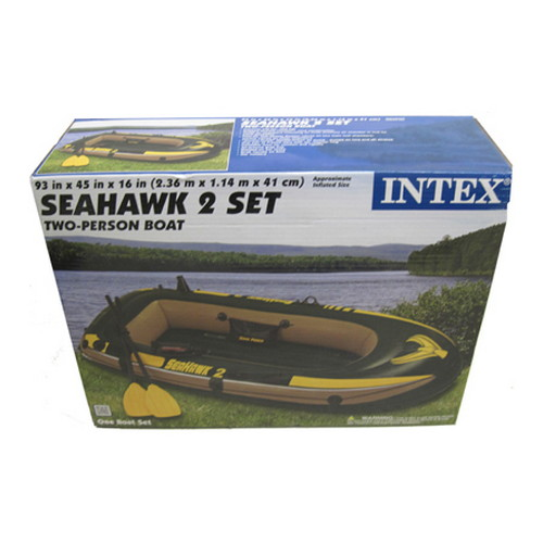 Intex Intex Seahawk Boat Kit 2-Man 68347EP