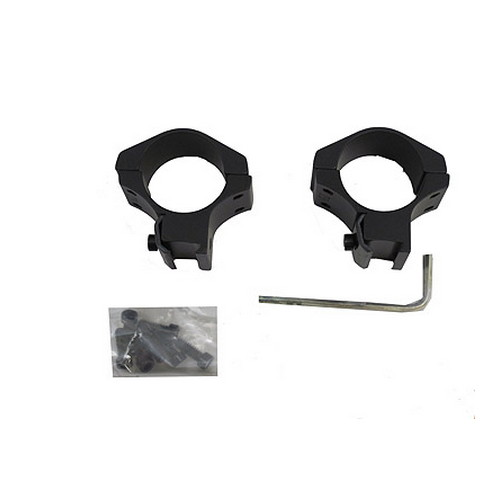 Ironsighter Co. Ironsighter Co. .22 3/8 Receiver Mount/Rings Matte 550M