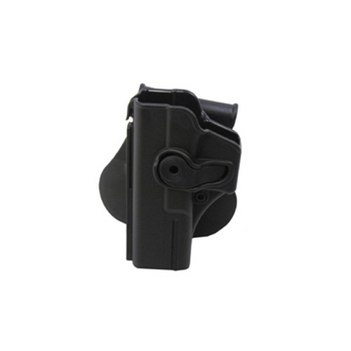 SigTac SigTac Retention Roto Paddle Holster Glock 17, 22, 31, 34, 35, Left Hand HOL-RPR-GK17-L