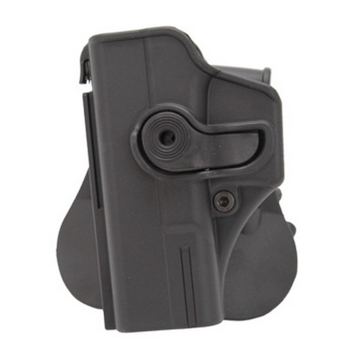 SigTac SigTac Retention Roto Paddle Holster Glock 19, 23, 25, 32, Left Hand HOL-RPR-GK19-L