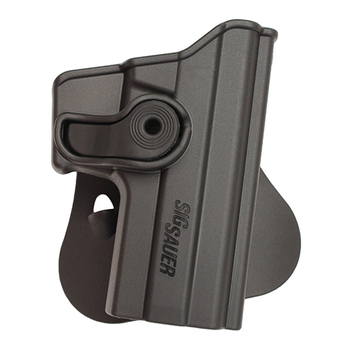 SigTac SigTac Retention Roto Paddle Holster, Level 3 Glock 19, 23, 25, 32, Black HOL-RPR-GK19-LVL3