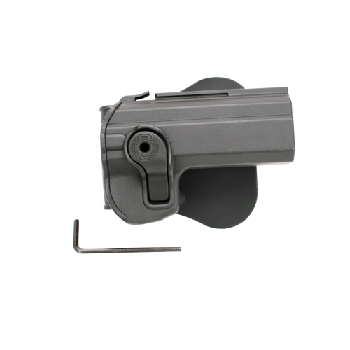SigTac Retention Roto Paddle Holster CZ75