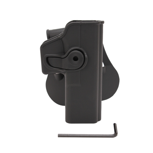 SigTac Retention Roto Paddle Holster Glock 17, 22, 31, 34, 35