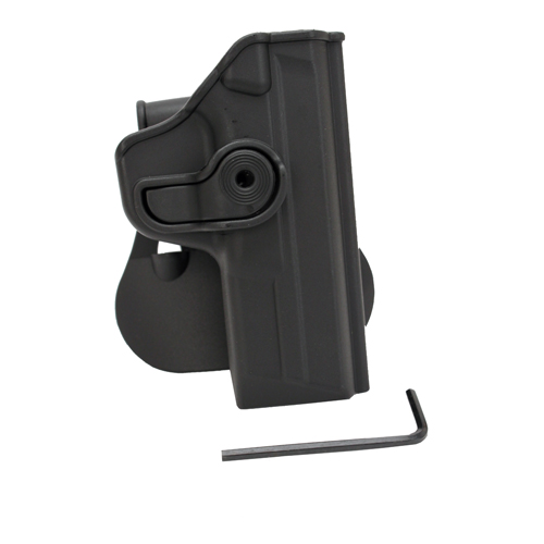 SigTac SigTac Retention Roto Paddle Holster S&W M&P 9mm/40 S&W HOL-RPR-MP1