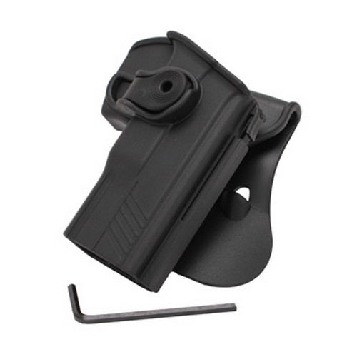 SigTac SigTac Retention Roto Paddle Holster Taurus PT800 9mm/40S&W/45ACP HOL-RPR-TAU800