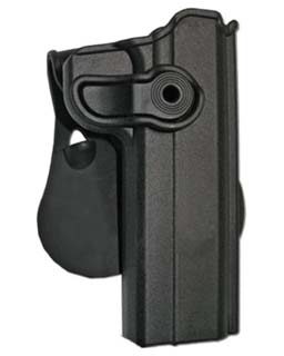 SigTac SigTac Roto Retention Paddle Holster, 1911 Fits Most 1911's ITAC-1911