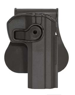 SigTac SigTac Roto Retention Paddle Holster for CZ Fits 75 ITAC-CZ75