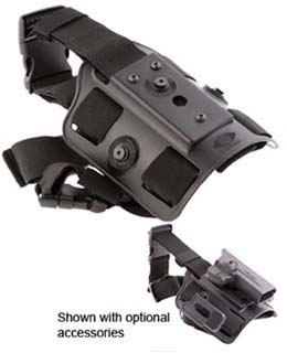 SigTac SigTac Drop Leg Platform for Roto Holsters Black ITAC-DLP