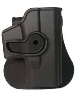 SigTac SigTac Roto Retention Paddle Hoslter for Glock Right Hand, Fits 26, 27 ITAC-GK26