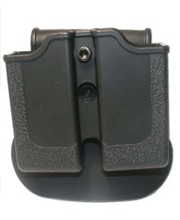 SigTac SigTac Magazine Pouch For 24/7 45ACP, Most1911Double Stacks, USP ITAC-MP05