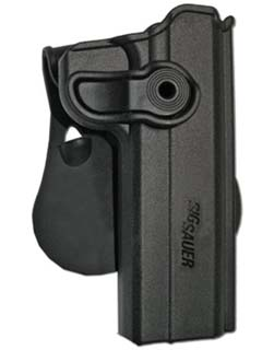 SigTac Roto Retention Paddle Holster for SIG Fits All 1911s SIG Logo