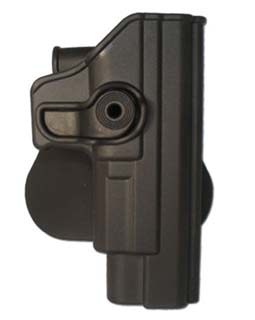 SigTac SigTac Roto Retention Paddle Holster Fits Springfield XD 9/40/45 ACP ITAC-XD1