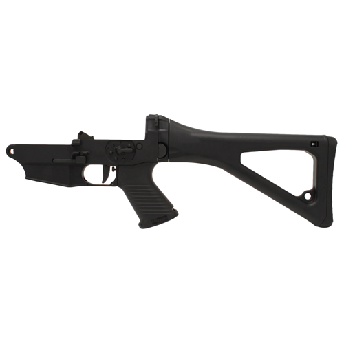 Sig Sauer Lower Receiver SigTac Complete 5.56 Lower w/Swiss Stock AR-15 Magazine Compatible LWR-ASSY-556-US