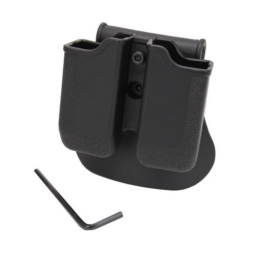SigTac SigTac Double Mag Pouch Paddle, USP 45 ACP MAGP-DBL-MP05