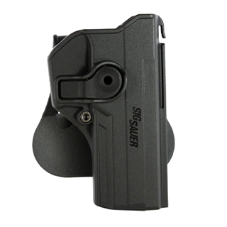 SigTac SigTac Roto Retention Paddle Holster for SIG SIG P250, All Calibers ITAC-SIG250F