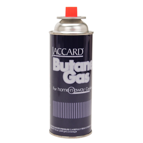 Jaccard Jaccard Butane Canister 200527