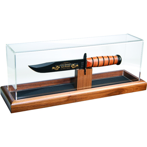 Ka-Bar Ka-Bar Dome Present Case, Display Up To 13