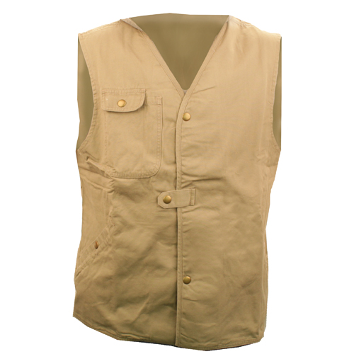 Ka-Bar Ka-Bar TDI Tactical Vest, Khaki XX-Large 8-1492-1