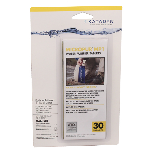 Katadyn Micropur Purification Review | OutdoorGearLab