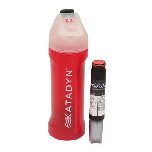 Katadyn MyBottle Microfilter Red