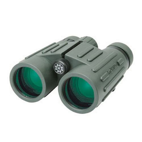 Konus Optical & Sports System Konus Optical & Sports System Waterprof Binoculars 10x42, Green Rubber 2336