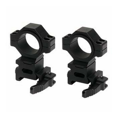 Konus Optical & Sports System Pair of Locking Rings; Fits 30mm & 1