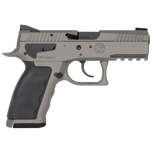 "Pistol KRISS SPHINX SDP Compact Alpha Wolf 9mm, 3.70"" Barrel, 15 Rounds, Cerakote Finish"