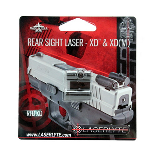 LaserLyte Rear Sight Laser XD/XDMs