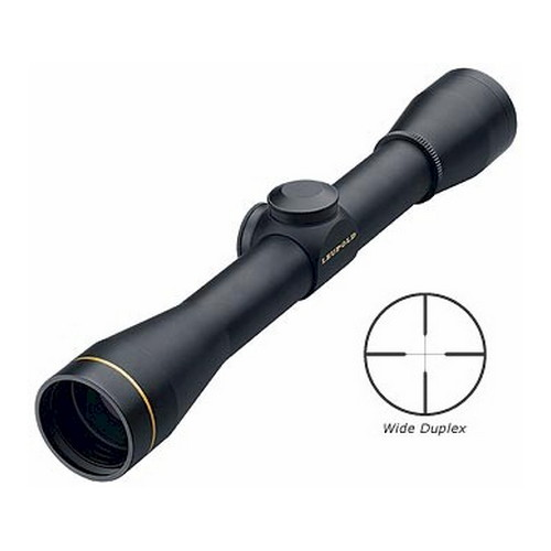 Leupold FX-II Scope 4x33mm Wide Duplex Black Matte
