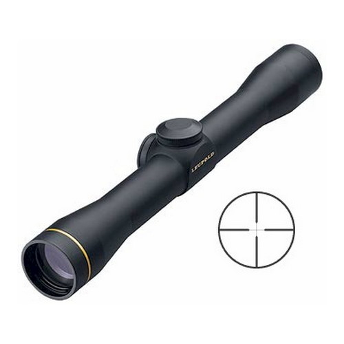 Leupold Leupold FX-II Scope 2.5x28mm Scout Duplex Black Matte 58810