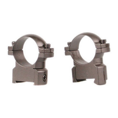 Leupold Leupold CZ Ring Mounts CZ550 Medium Black Matte 54350
